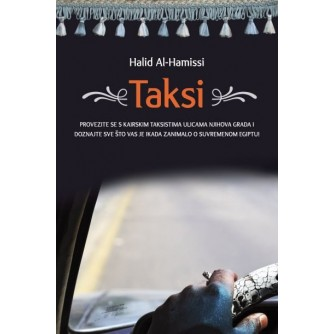 Halid Al-Hamissi: Taksi
